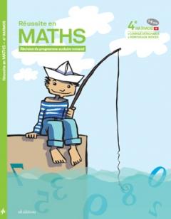 Réussite en Maths 4e Harmos