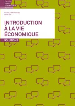 Introduction à la vie économique