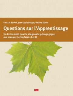 Questions sur l'Apprentissage
