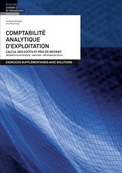 Comptabilité analytique d'exploitation
