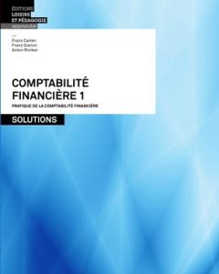 Comptabilité financière 1
