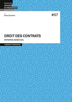 Droit des contrats #07
