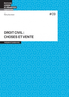 Droit civil : choses et vente #09