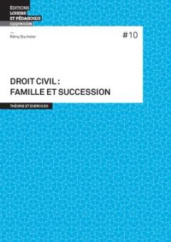 Droit civil : famille et succession #10