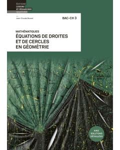 Mathématiques BAC-CH 3