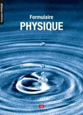 Formulaire physique