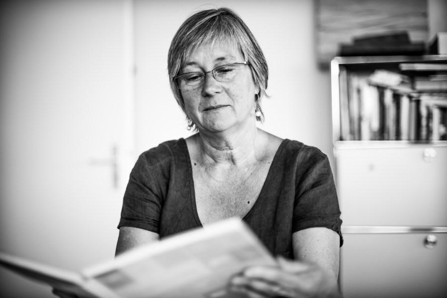 Catherine Louis: le métier d'illustratrice