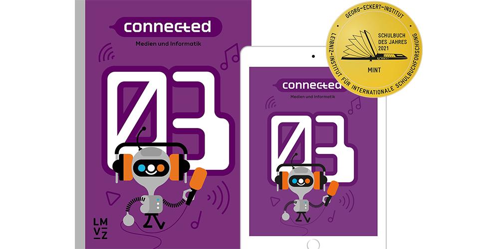 Un prix prestigieux pour Connected 3