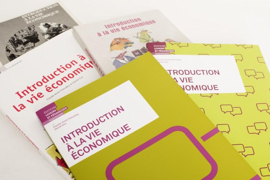 Introduction à la vie économique: nouvelle édition