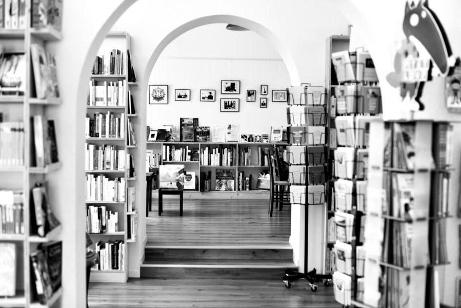 Les chroniques de l'édition: libraire