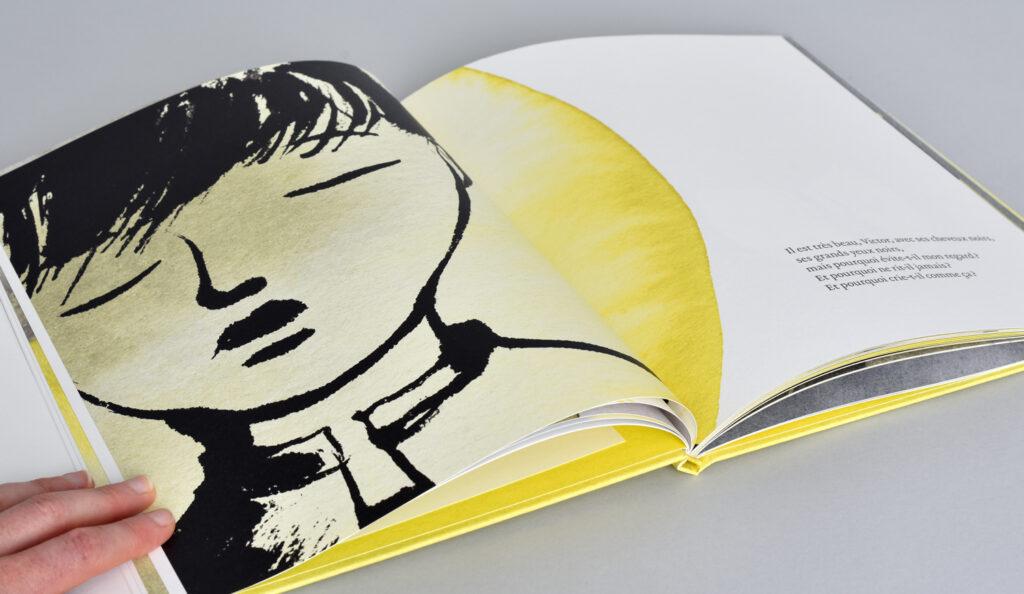 Un livre pour sensibiliser les enfants à l'autisme