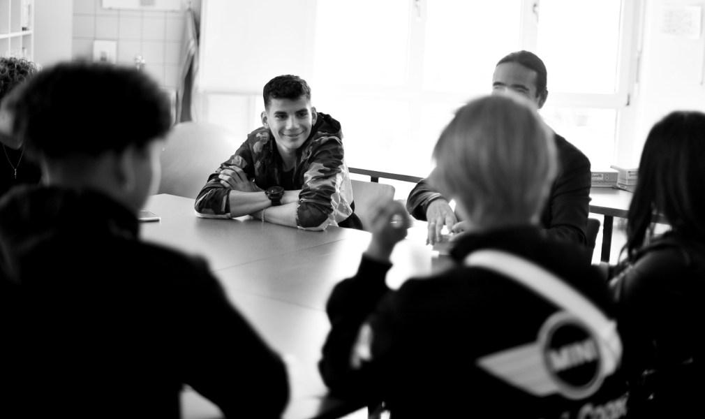 Le Repuis: une école hors norme