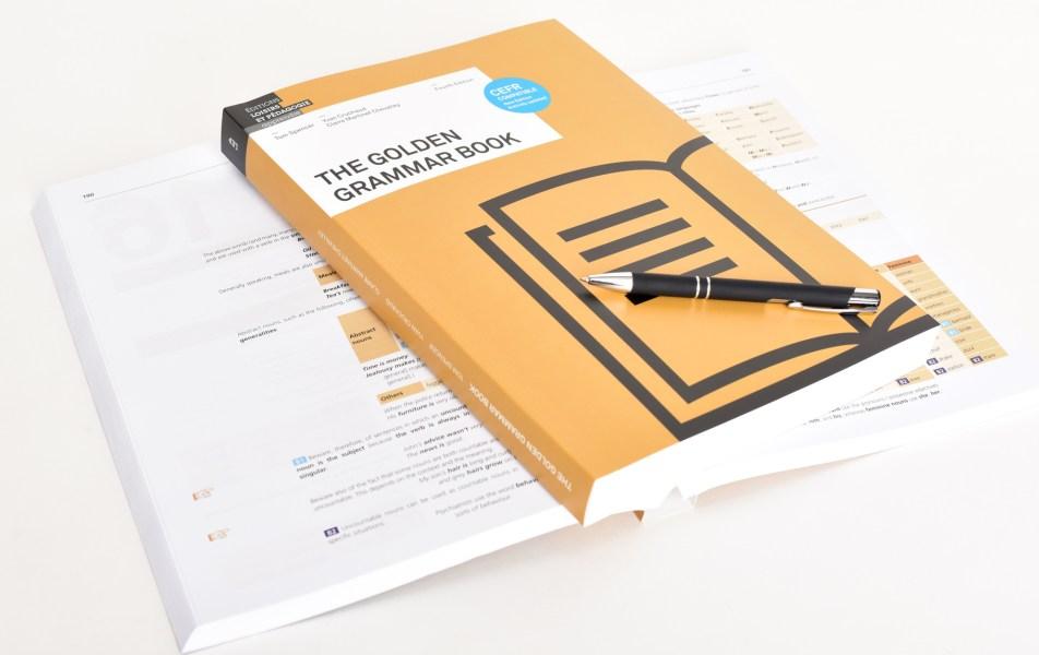 The Golden Grammar Book: une méthode en or