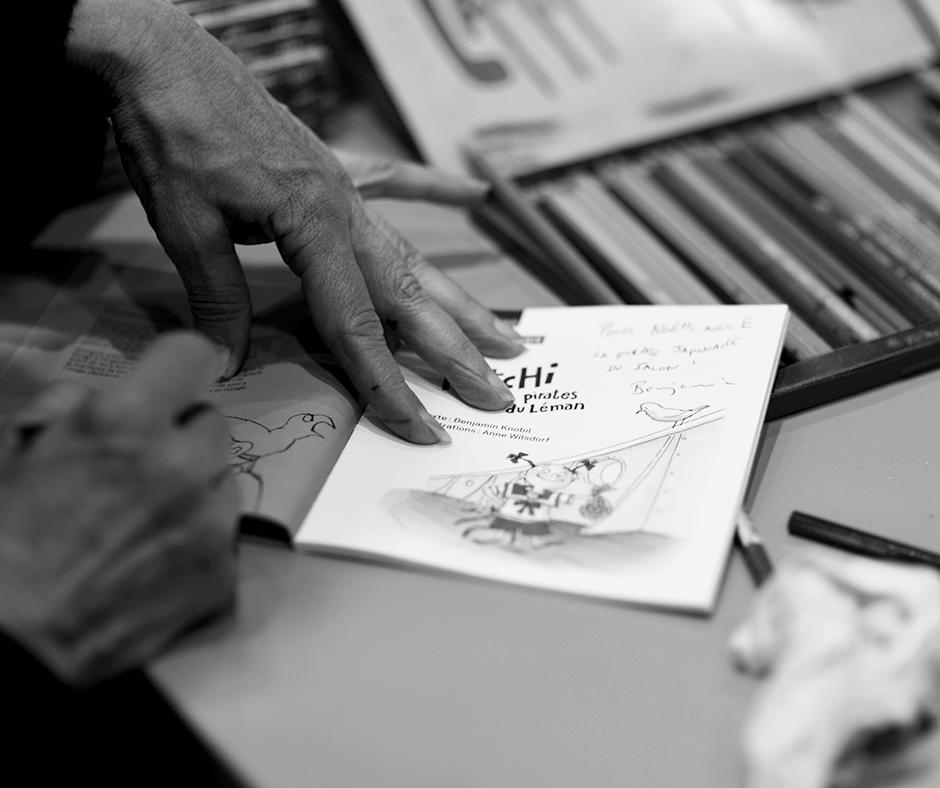 Rentrée des plumes et maisons d'édition lausannoises